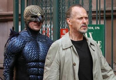 birdman and keaton