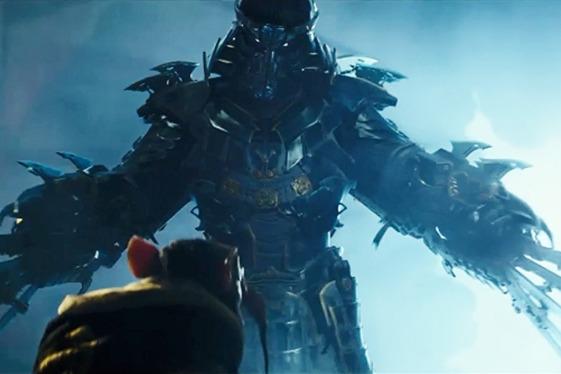 shredder new
